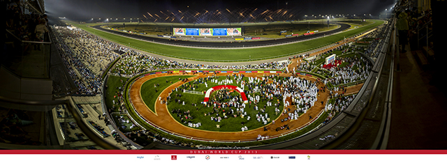 Dubai World Cup 2013 GigaPan